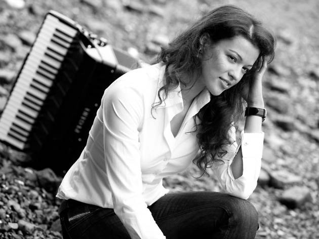 Cumhurbaşkanlığı Senfoni Orkestrası & Ksenija Sidorova