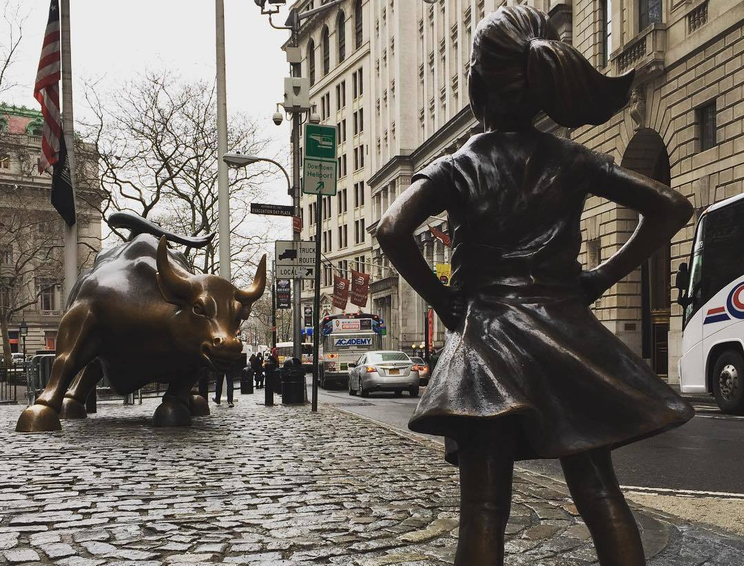 Mayor de Blasio: 'Fearless Girl' statue to remain in Financial District until February 2018