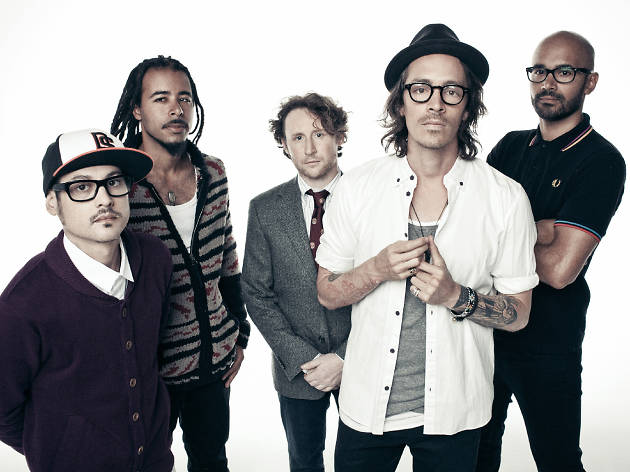 Incubus with Jimmy Eat World
