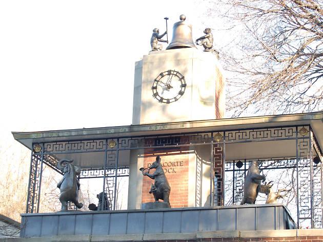 Delacorte Clock at Central Park Zoo