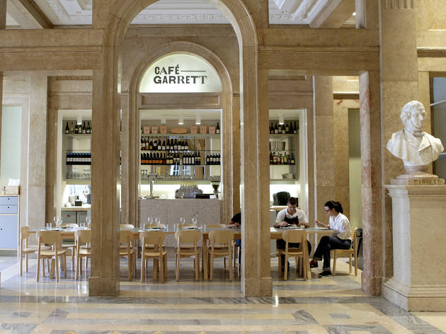 Café Garrett