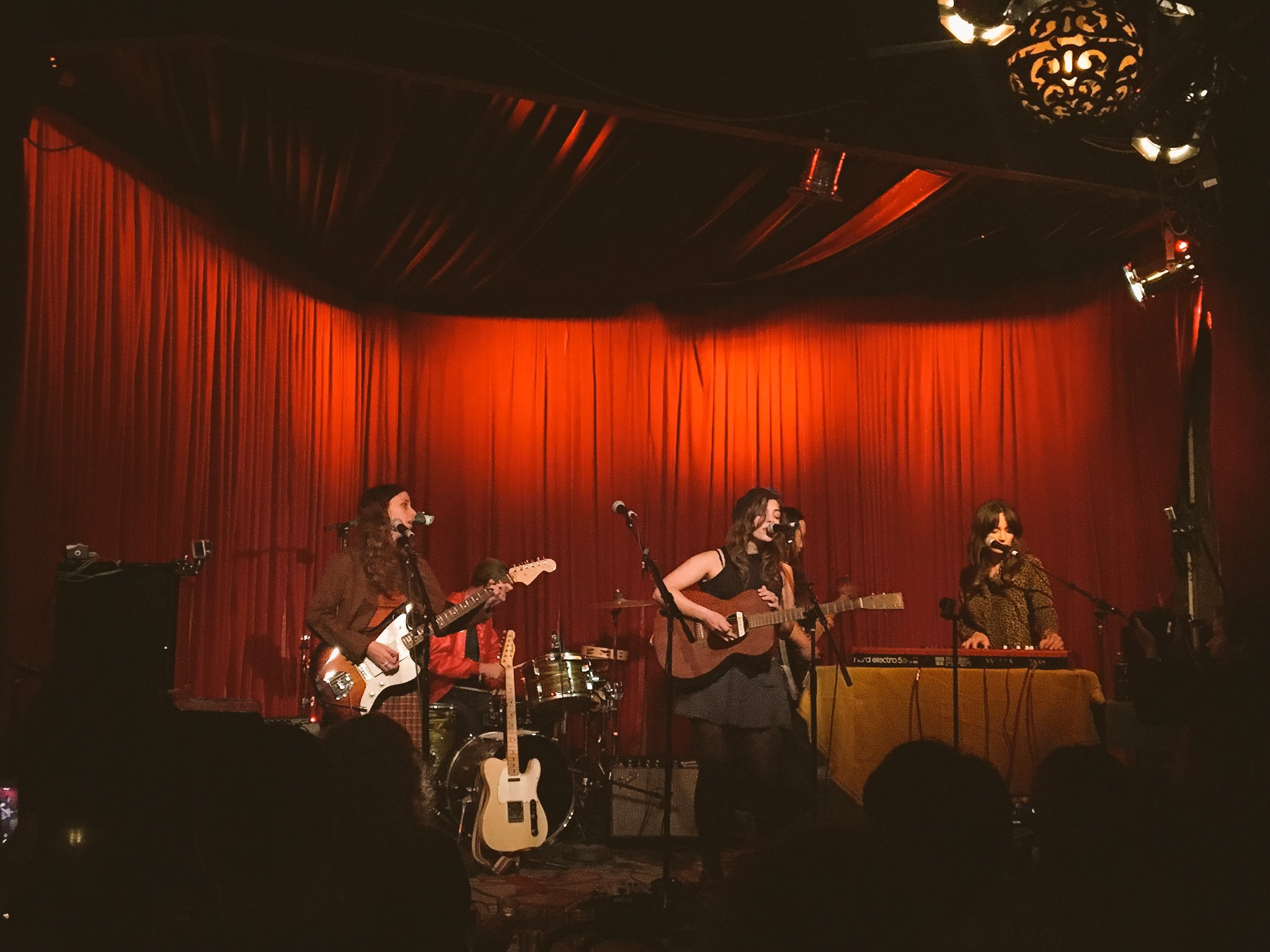 Where to hear folk music in Los Angeles