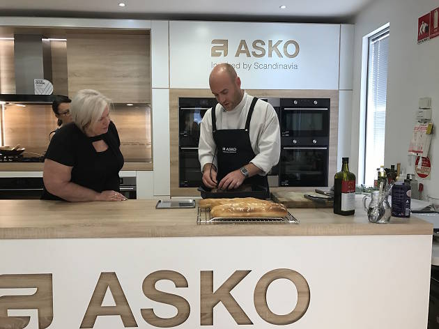 Have a Scandinavian cooking experience with ASKO