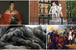 Héroes y villanos de Madrid