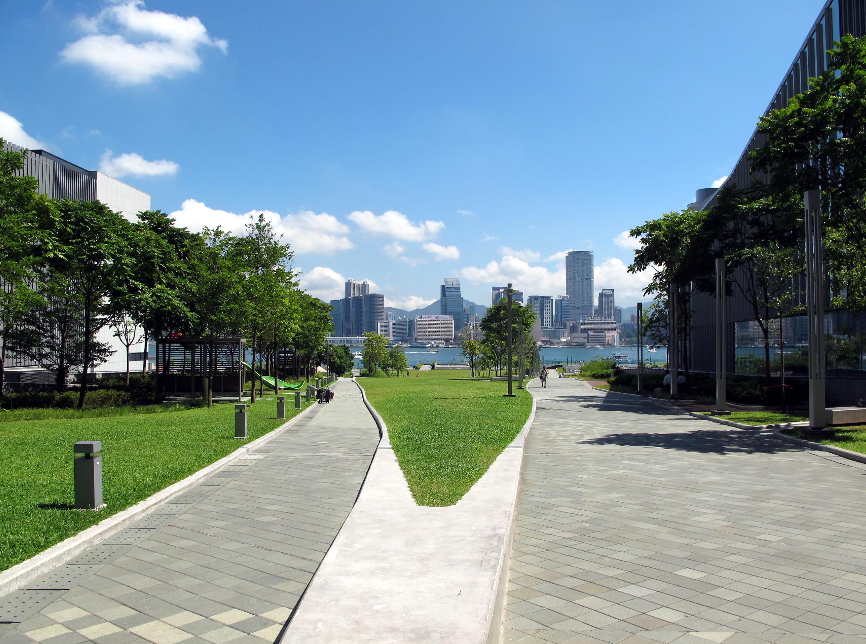 Tamar Park, tamar park hong kong, admiralty