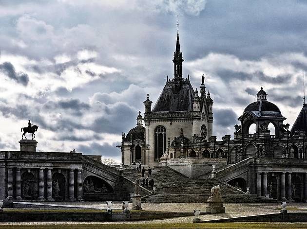 Learn all about the Château de Chantilly