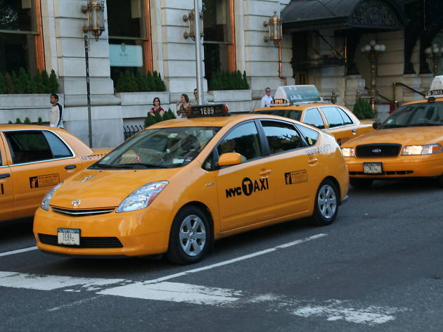 Cash Cab is coming back to New York City