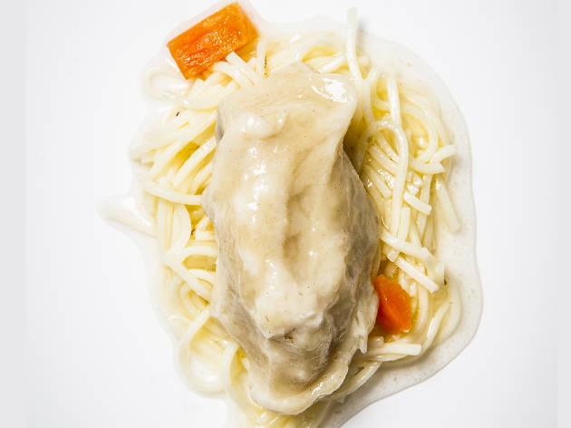 london's best dumplings, harry morgan