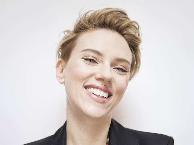 "Scarlett Johansson on NYC: ""The city is beautiful and tragic"""