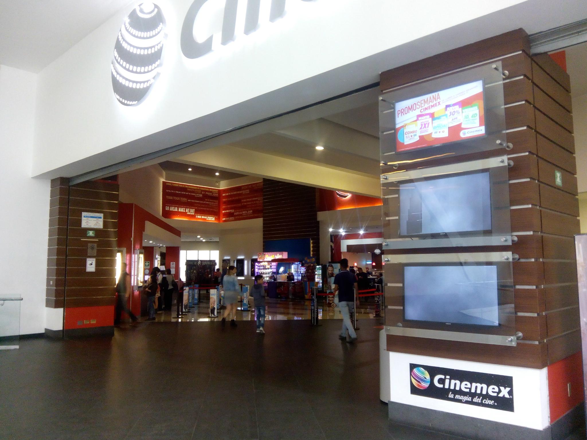 Cinemex 222-3 (Foto: Mattza Tobón)