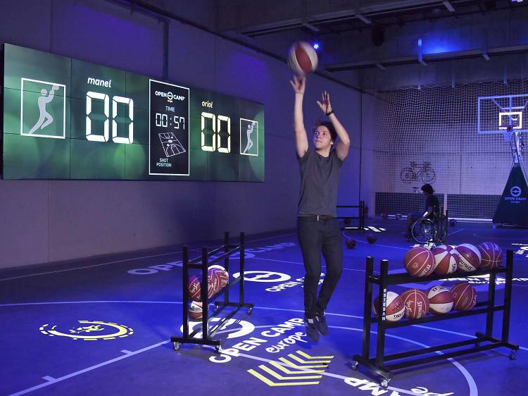 Fliparàs amb la tecnologia avançada dels simuladors