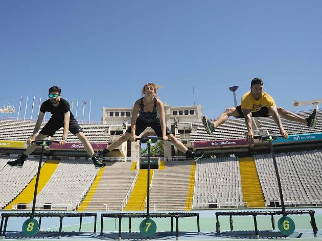 Cinco razones para descubrir el Open Camp en Montjuïc