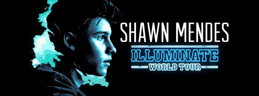 Shawn Mendes The Illuminate World Tour Live in Bangkok