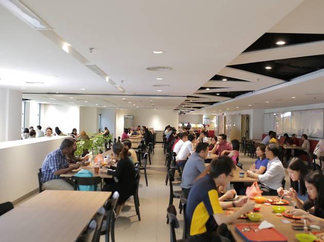 Menara Ambank food court