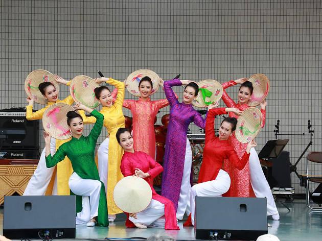 ベトナムフェスティバル2017