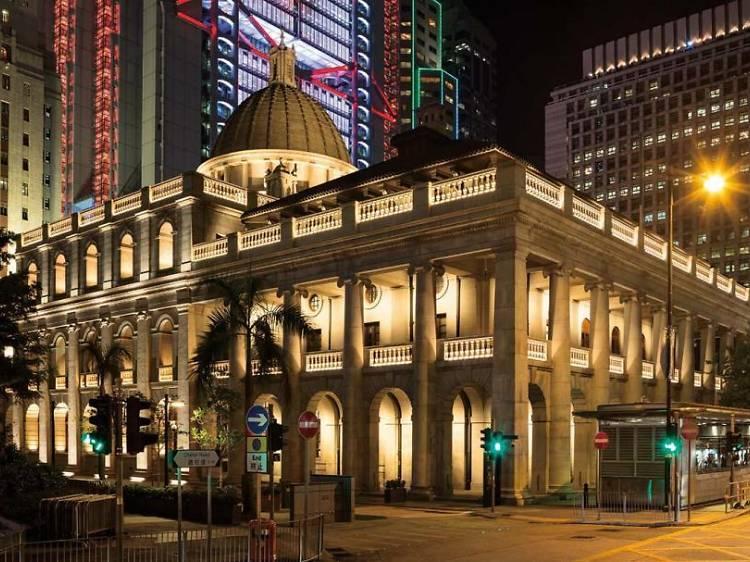 The most beautiful buildings in Hong Kong