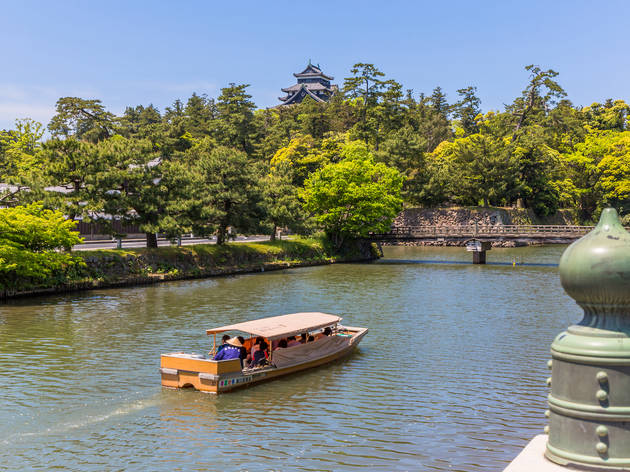 11 Matsue Castle