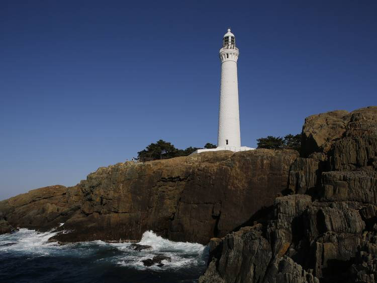 Plan a date at the lighthouse...