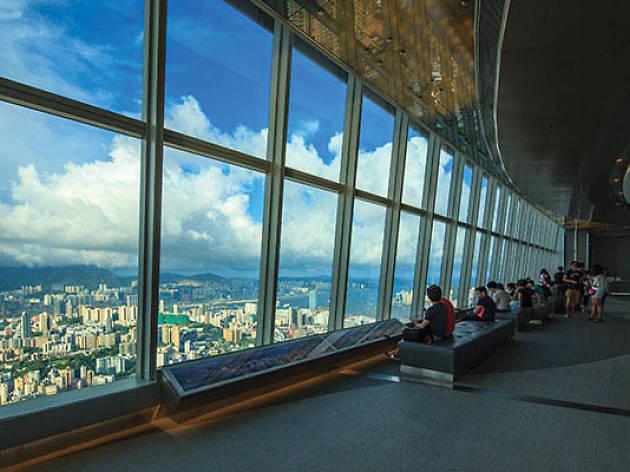 sky100 Observation Deck