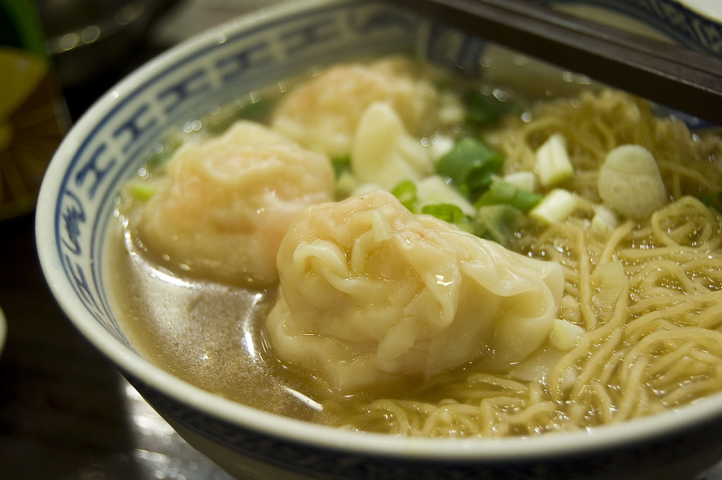 The best food in Hong Kong