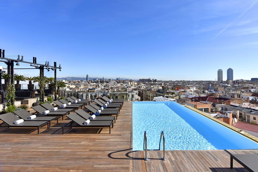 The best hotels for a Barcelona city break