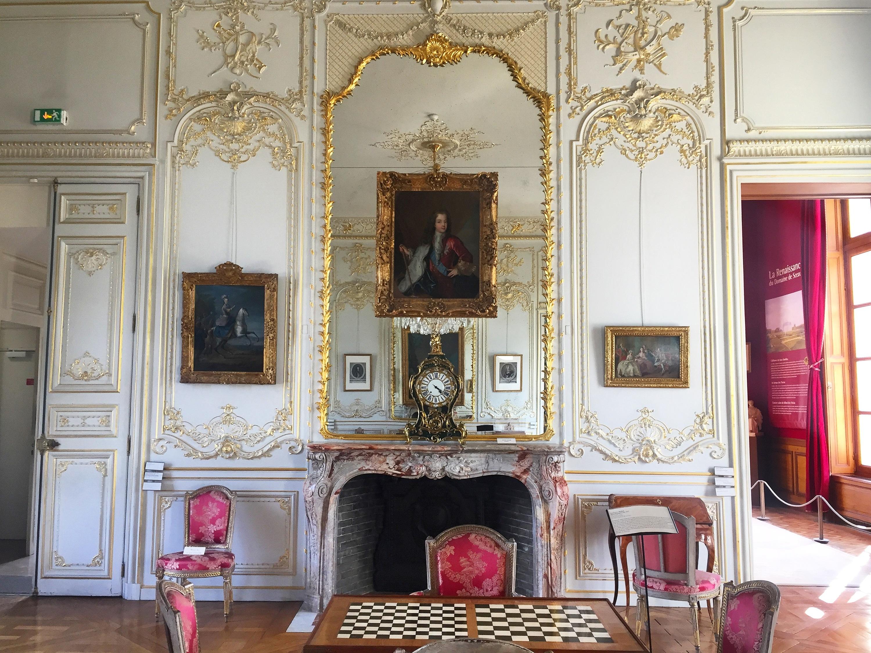 Parc des Sceaux chateau