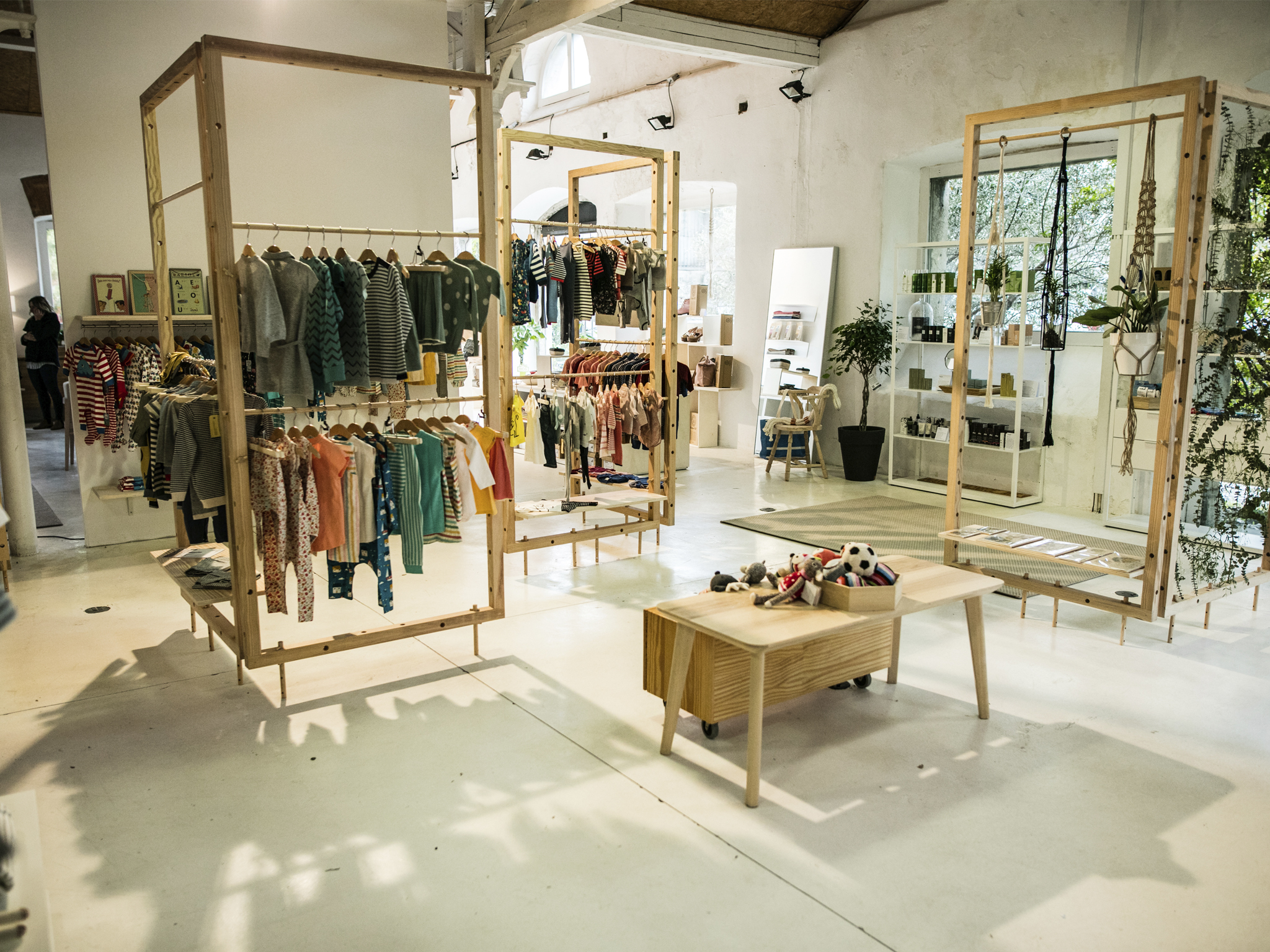 organii concept store lx factory