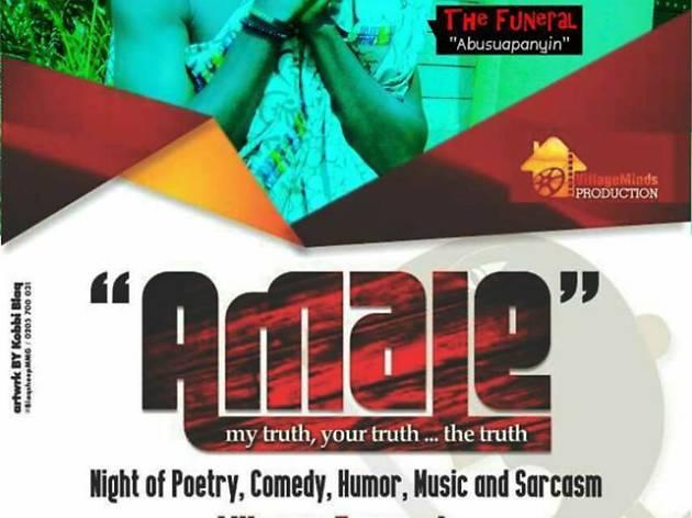 Amale A Tale of False Truths