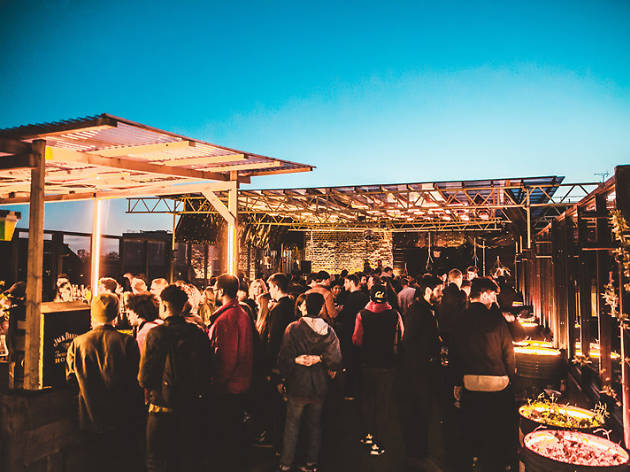 Dalston Roof Park is re-opening for another summer of fun