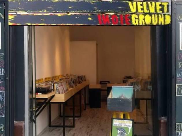 Velvet Indieground'dan haber var!