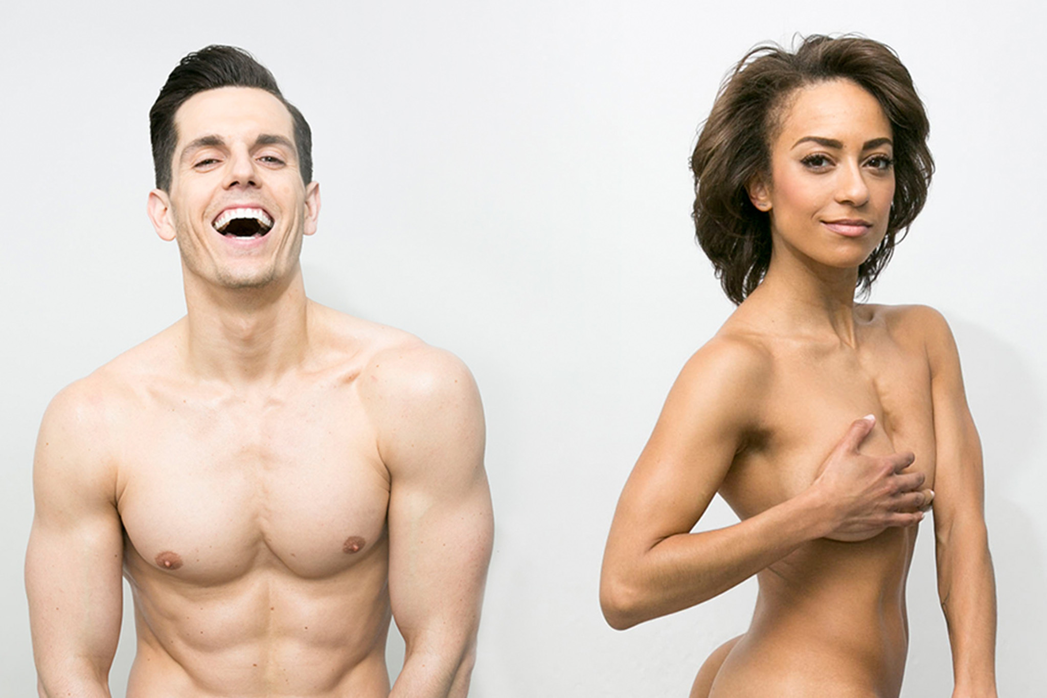 Hottest chorus boys and girls on Broadway