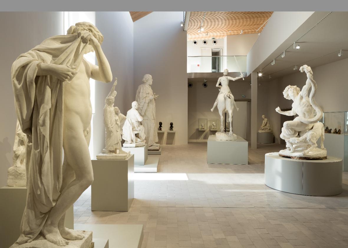 Musée Camille Claudel à Nogent-sur-Seine