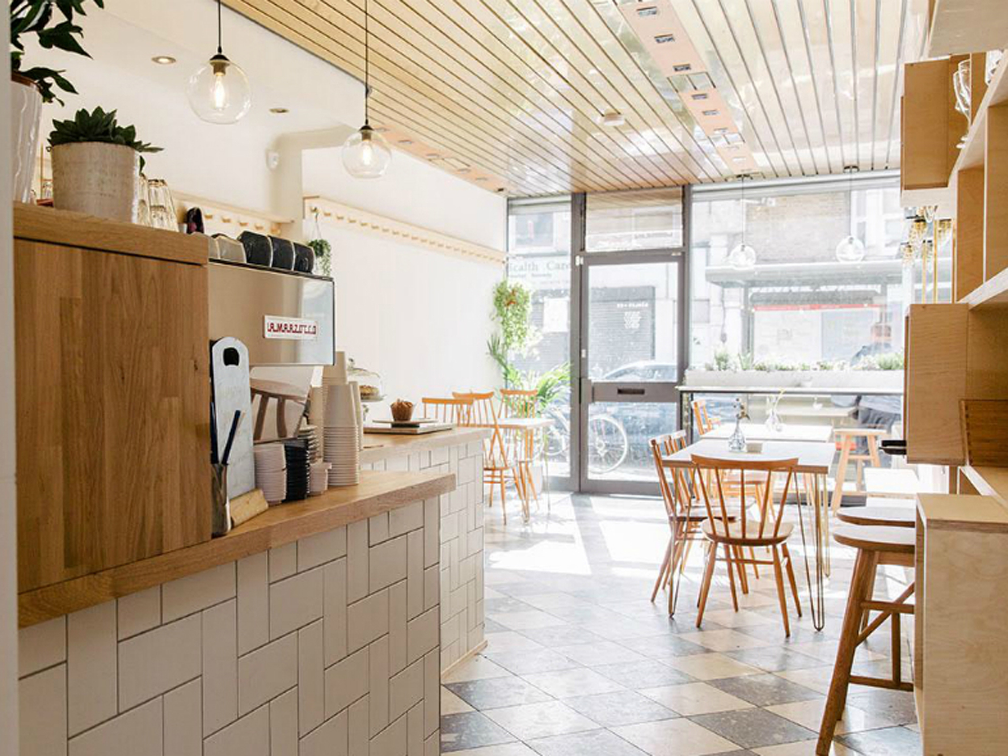 66 Killer Cafés | London\'s Best Cafés and Coffee Shops