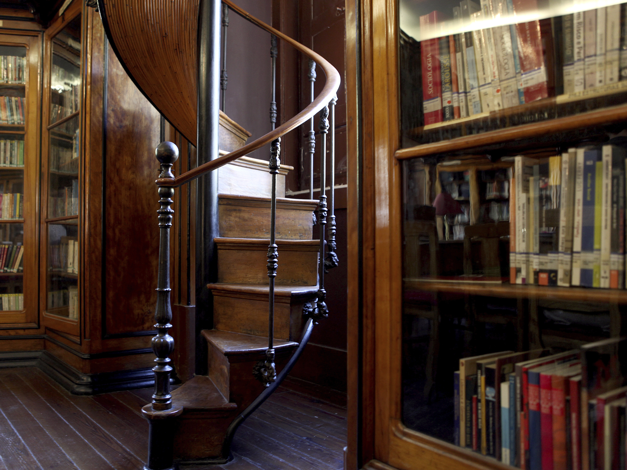 escadas biblioteca s lazaro