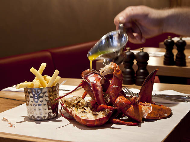 holborn restaurants, burger & lobster
