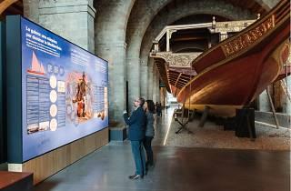 Drassanes i galeres - Museu marítim