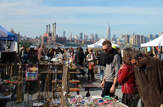 The Brooklyn Flea and Smorgasburg officially open for the season this weekend