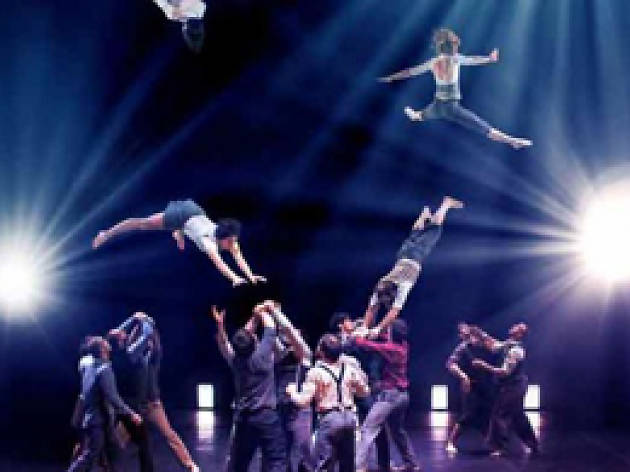 Compagnie XY: 'It's Not Yet Midnight' at The Roundhouse