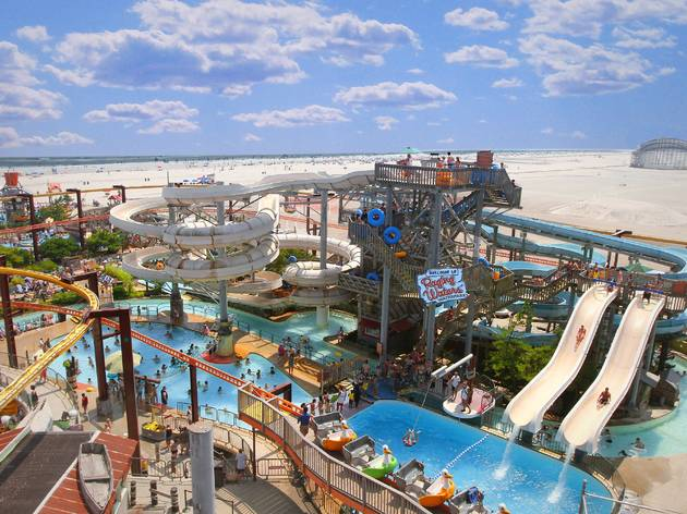 Best water parks in NJ for families