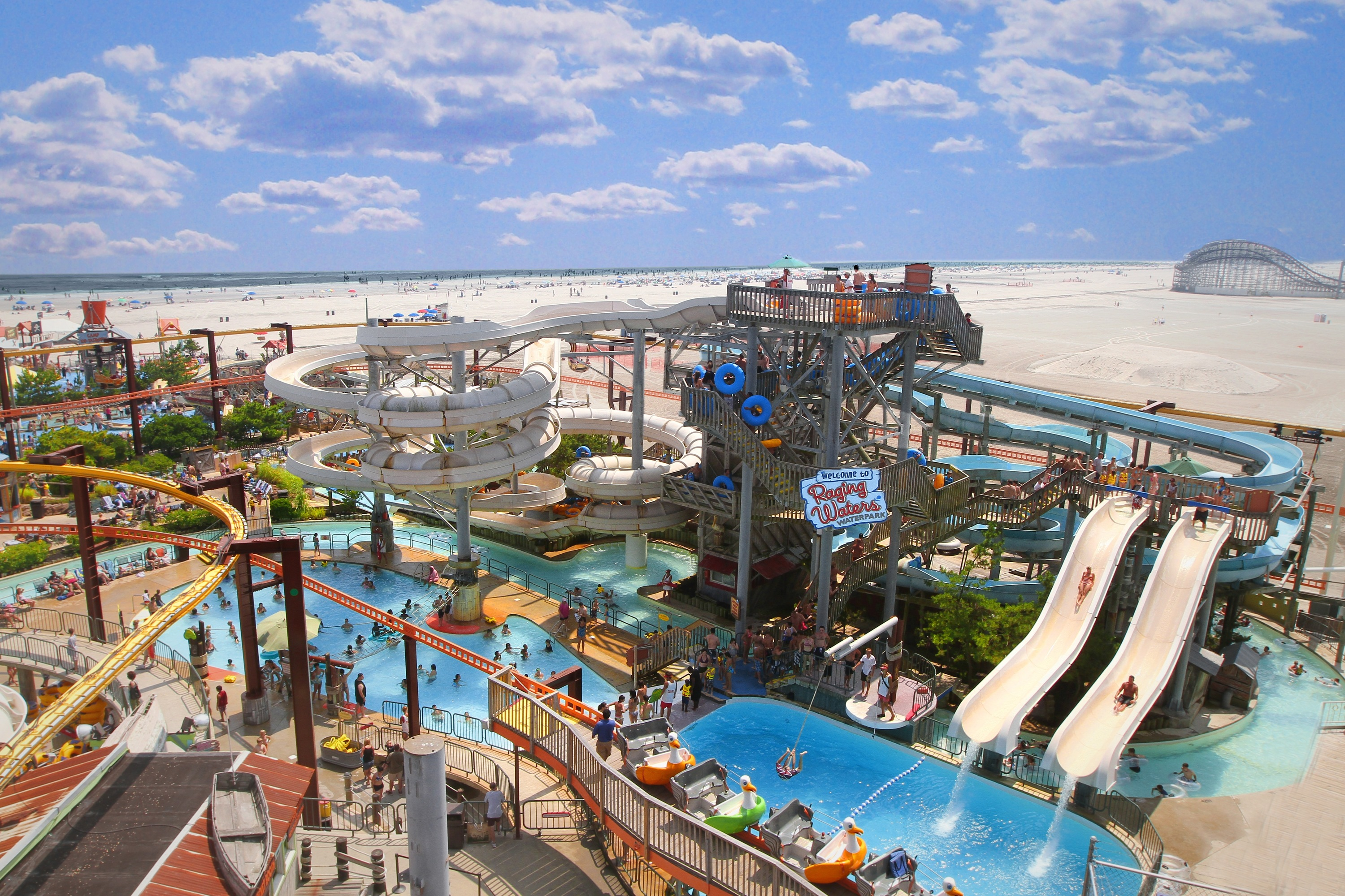 9 Best Water Parks in NJ for Kids Tweens and Teens