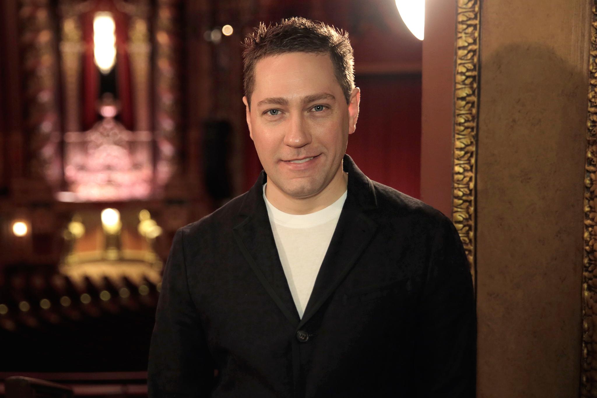 Event producer Joseph A. Berger