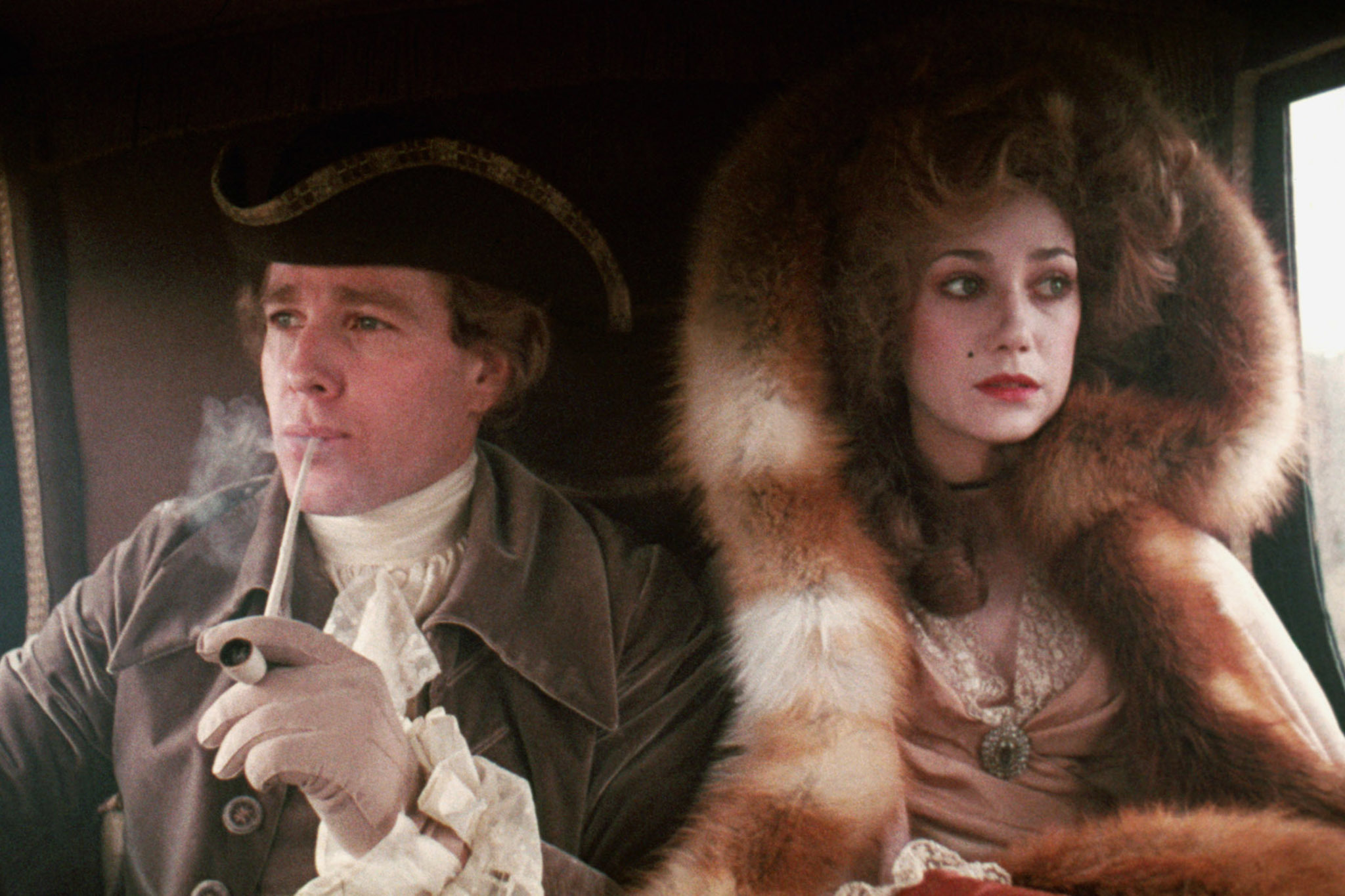 Barry Lyndon with a live orchestra revives a lost masterpiece
