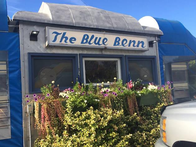 Blue Benn Diner in Bennington, VT