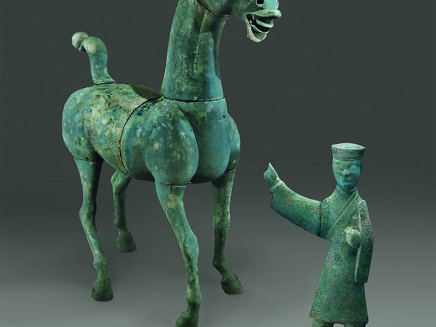 Age of Empires: Art of the Qin and Han Dynasties (221 B.C.-A.D. 220)