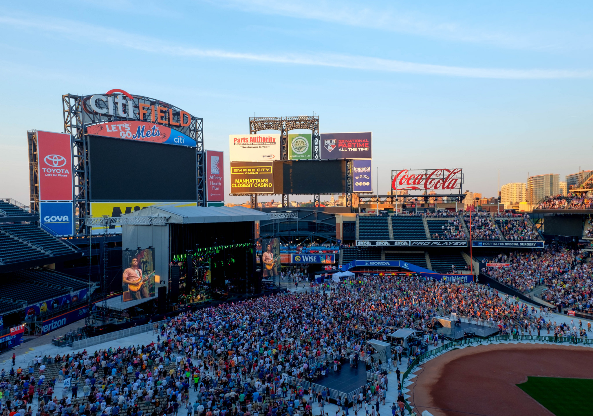 The lineup for NYC's new classic rock music festival is a masterpiece
