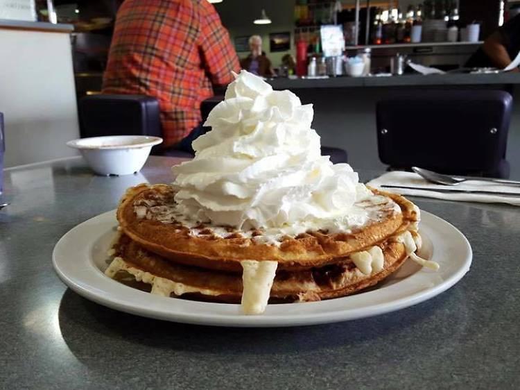 Omelette & Waffle Shop