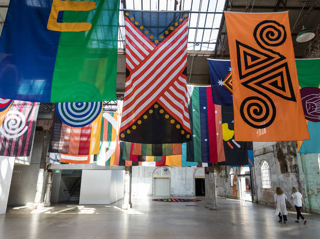 The National Biennial of New Australian Art