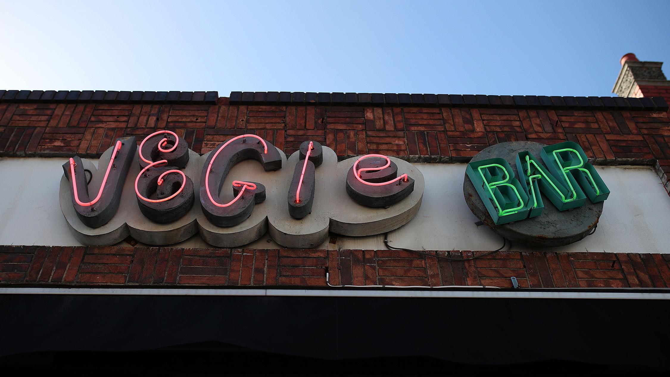 at Vegie Bar