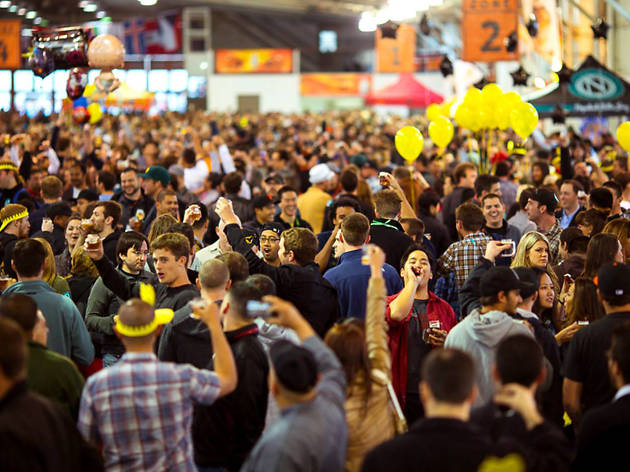 SF International Beer Fest