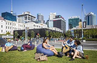 Britomart, Auckland